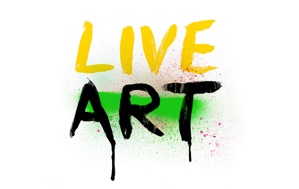 Live art - Coming soon